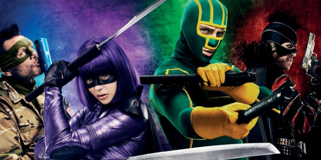 Kick-Ass 2: Tough Mother