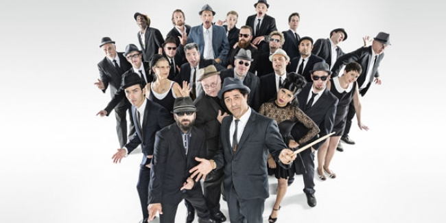 Melbourne Ska Orchestra: Keeping the Skank