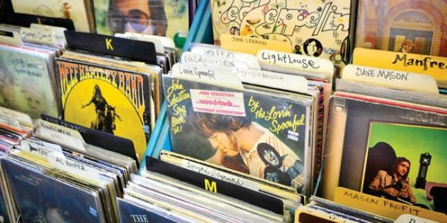 Brisbane Record Fair: Top Five Dealers