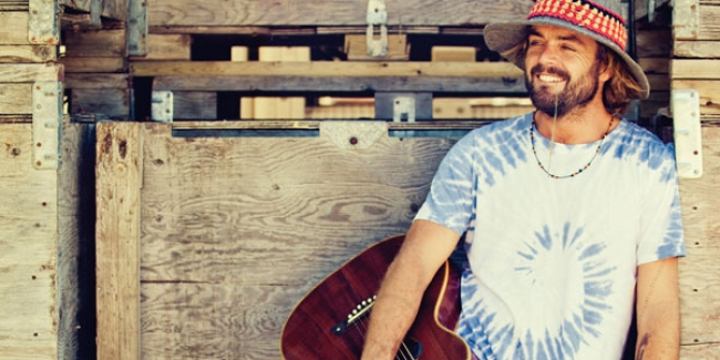 Xavier Rudd: Be The Change