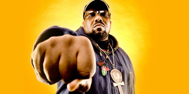 Afrika Bambaataa: The Crypt Keeper