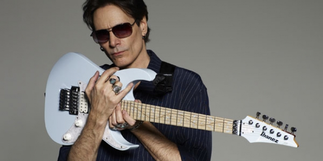 Steve Vai: Electric Wizard