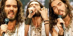 Russell Brand: Comedy Review
