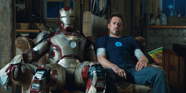 Iron Man 3: Film Review
