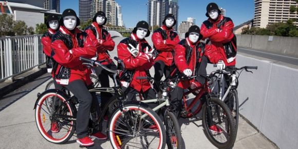 Jabbawockeez: Indefinite Leave To Stay
