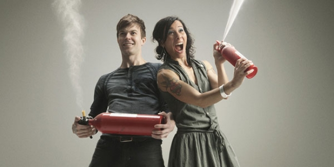 Matt & Kim: Keeping It Simple