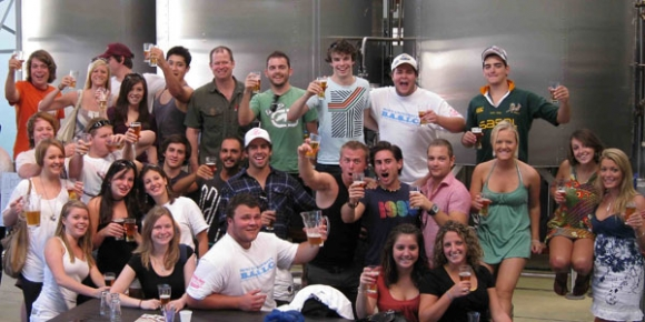 Queensland Beer Week: Bottoms Up