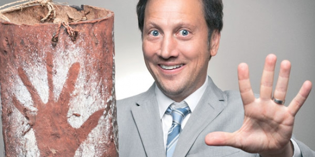Rob Schneider: Actor Interview