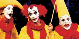 Slava's Snowshow: Clowning In Preview